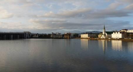 Reykjavik Water Front