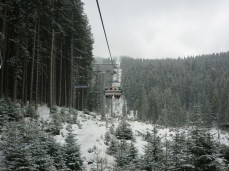 Forest Chair Lift Bulgaria