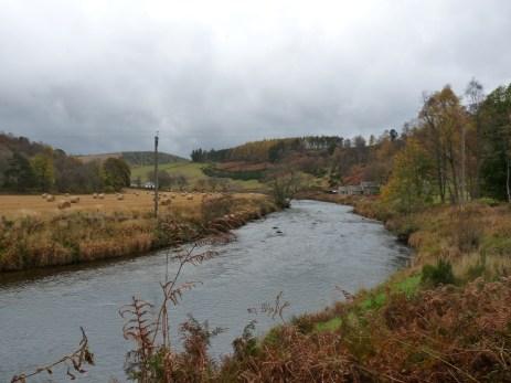 River Scottish Highlands