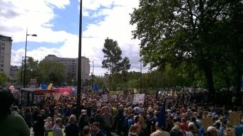 March For Europe - Hyde Park