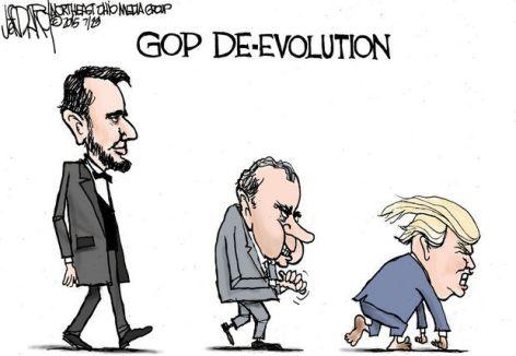 Trump Nixon Lincoln