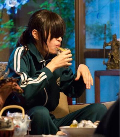 海月姫 ネタバレ!太田莉奈(千葉県四街道市出身)は、松田龍平と結婚したはずなのに尼~ズ!?