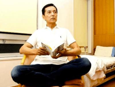 榎木孝明 身長、体重、性格は?妻や子供、家族は?不食の理由は病気、宗教、それとも古武術の修業のため?