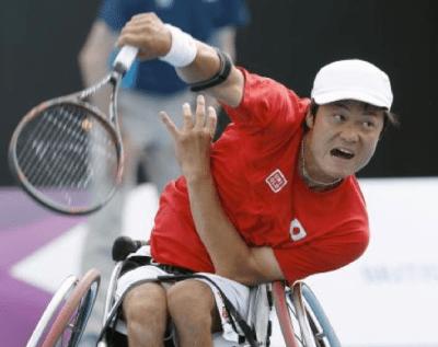 国枝慎吾 車椅子テニス王者の賞金、年収がキビシイ!フェデラーにも認められた実績