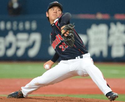 小川泰弘の身長、体重は?メンタルが強い性格で球が遅いのに最多勝!