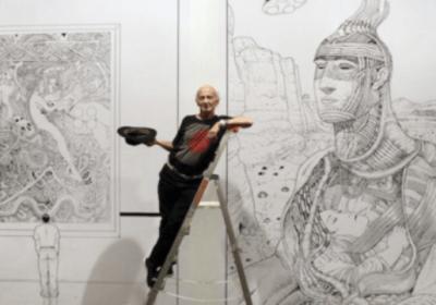 メビウス(ジャン・ジロー)の日本漫画への影響力とは!感銘を受けた大御所漫画家たち!