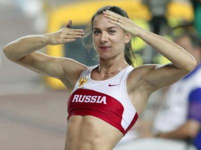エレーナ・イシンバエワは女子棒高跳び世界記録保持者!名言は女王そのもの!