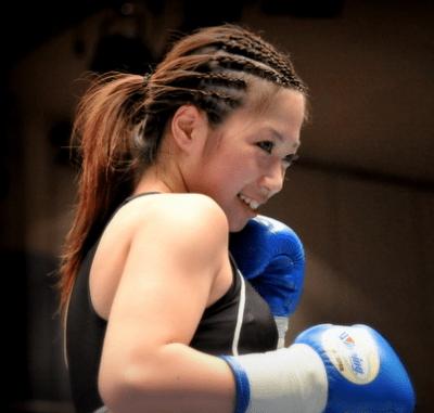 黒木優子は女子プロボクシング世界王者!かわいさがノックアウト級!