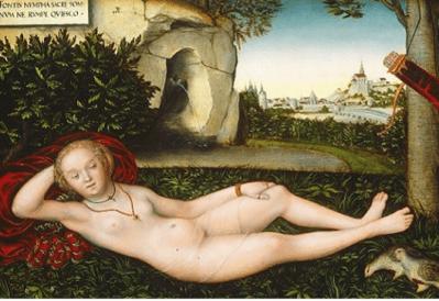 ルカス・クラーナハ(父)のプロフィール!女性の官能美描いた独特の画風とは