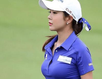 アン・シネはゴルフ界のセクシーアイドル!ウェアへのこだわりとは?