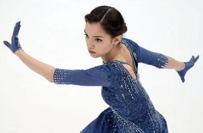 エフゲニア・メドベージェワは日本のアニメが大好きなロシア選手!平昌(ピョンチャン)オリンピック出場曲を発表!