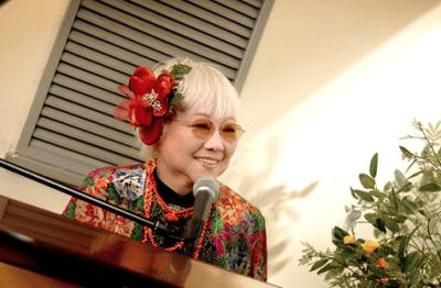 ホキ徳田は日本最高齢の現役ジャズシンガー!バー「北回帰線」を六本木にオープンしていた