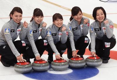 LS北見(カーリング女子)が平昌オリンピックでメダル獲得なるか?メンバーはは美人ぞろい!