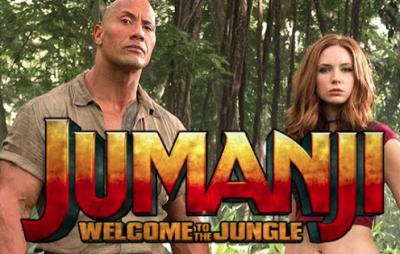 映画「ジュマンジ/ウェルカム・トゥ・ジャングル」キャストが豪華過ぎ!全米で大ヒット