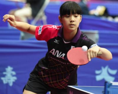 長崎美柚はエリートアカデミー8期生の卓球界ホープ!ジュニアメンバー時代に謹慎処分を受けたワケとは?