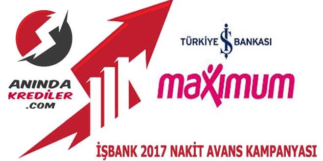 İşbank-nakit-avans-2017