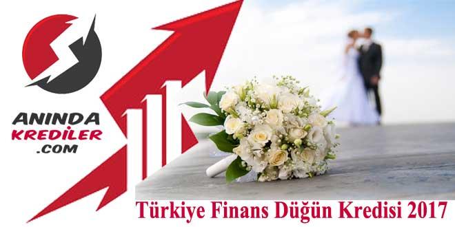 türkiye finans düğün kredisi