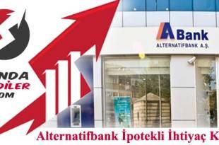 Abank İpotekli İhtiyaç Kredisi
