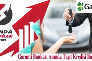 garanti taşıt kredisi