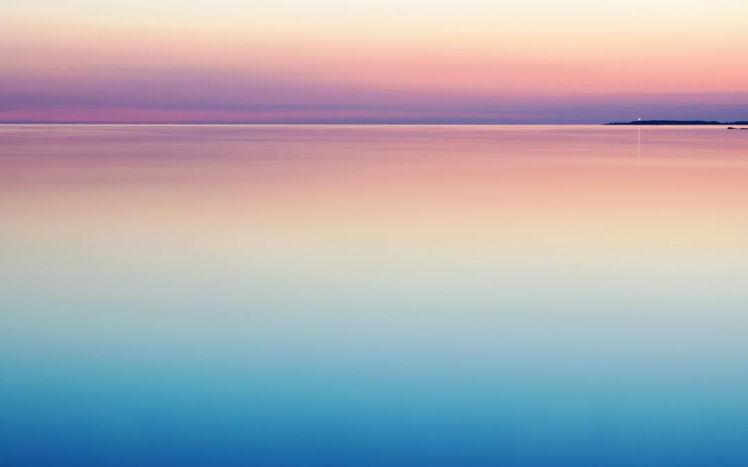 Finding stillness in a chaotic world and taking care of yourself – mind, body, and soul