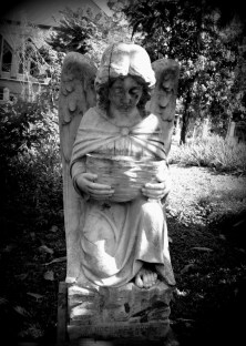 """""""While we are sleeping, angels have conversations with our souls."""" (Author Unknown)"""