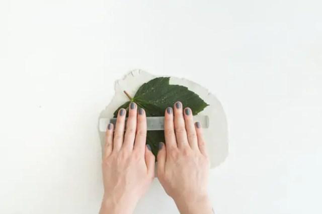 Leaf Catchall Dish-4