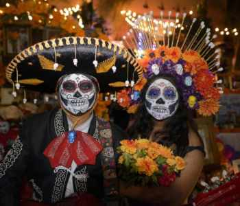 12 Halloween-Like Traditions From Around the World