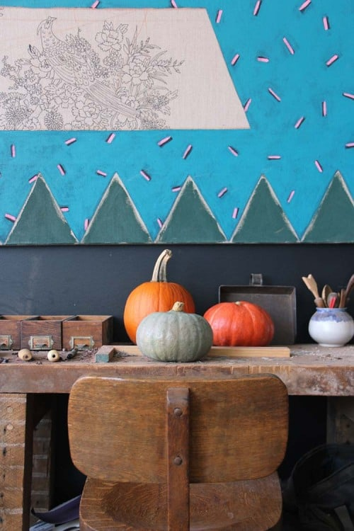 5 Applicable Pumpkin Carving Tips from Amelie Mancini