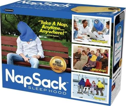 Best Yankee Swap Gifts 2019: Nap Sack Box 2020