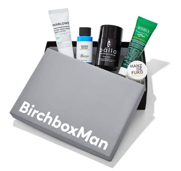 Last Minute Christmas Gifts 2019: Birchbox Grooming 2020