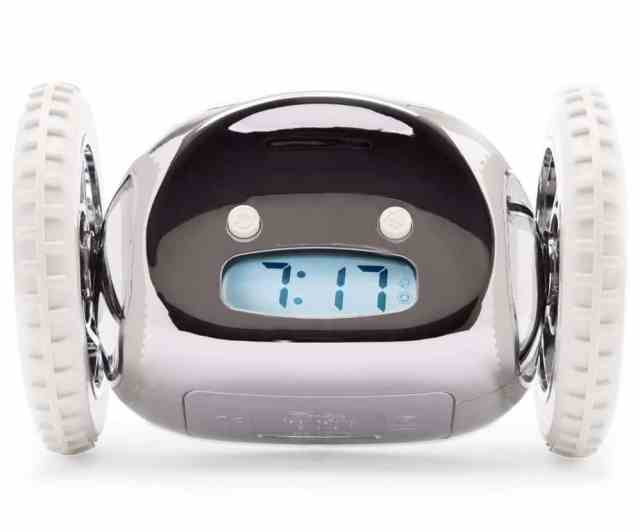 Cool Gifts For Teens 2019: Clocky Alarm Clock 2020