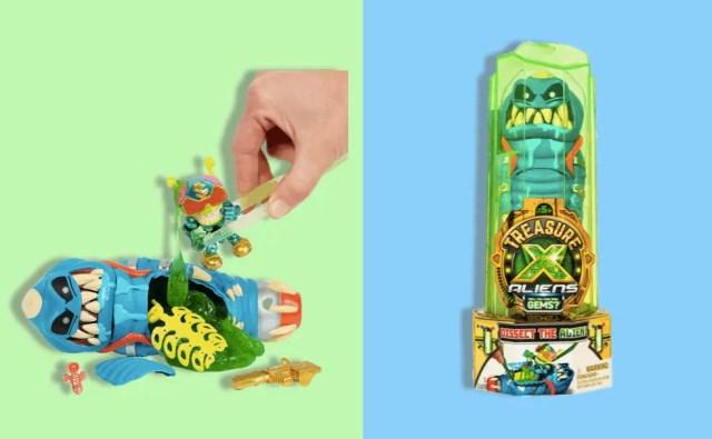 Best Hot Toys 2019: Treasure X Aliens Slime Christmas 2020