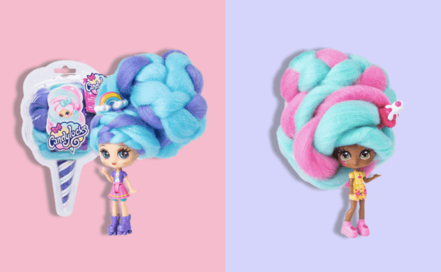 Best Toys 2019: Candylocks Scented Dolls 2020