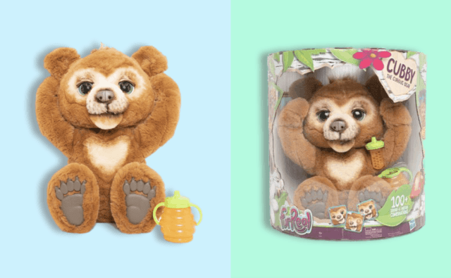 Popular Toy 2019: Cubby the Curious Bear