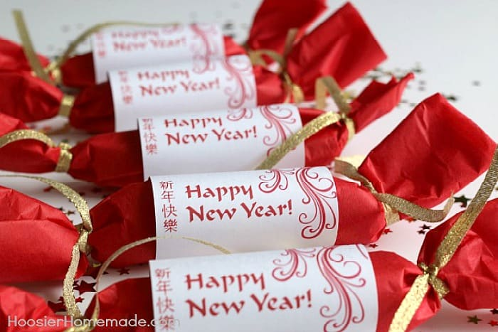Celebrate the Chinese New Year with Party Favors Wrapping [2021]