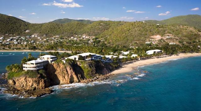 Curtain Bluff Resort Antigua