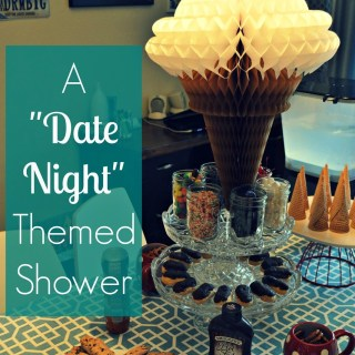 "A ""Date Night"" Themed Bridal Shower"
