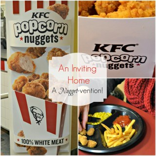 An Inviting Home: A KFC Nugget-vention