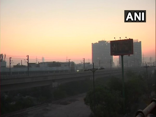 Delhi's Air Quality Index (AQI) was recorded at 323 on Friday morning.