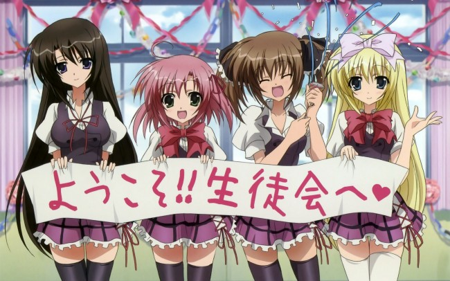 I was looking for something festive for the new year. I'd hoped the banner said Happy New Year. It says Welcome to the Student Council