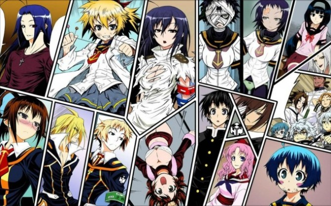 medaka-box-abnormal-review