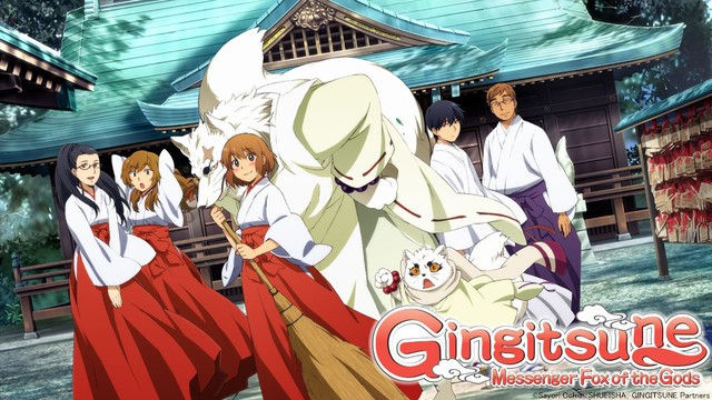 Gingitsune-anime-review