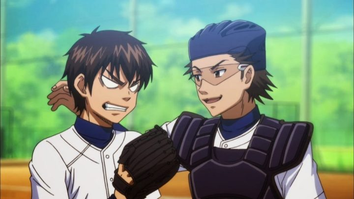 Ace of the Diamond Second Season review