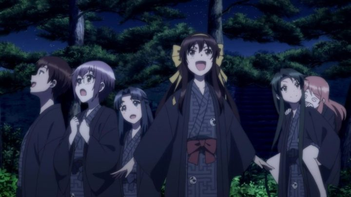 The Disappearance of Nagato Yuki-chan review