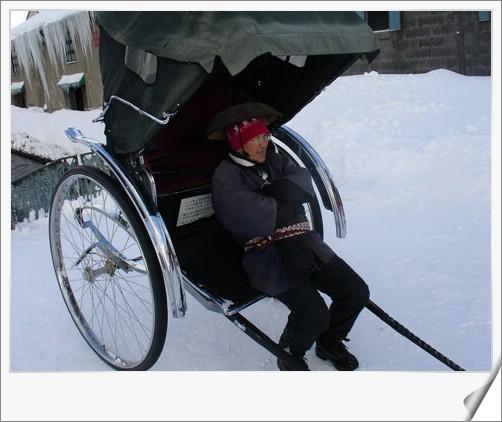 95.1.19 北海道冰凍餵豬泡湯之旅(13)–小樽運河 @愛吃鬼芸芸