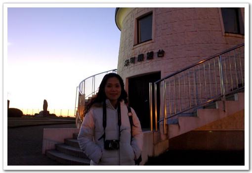 95.11.1北海道餵豬泡湯之旅(2)–米町公園+幣舞橋 @愛吃鬼芸芸