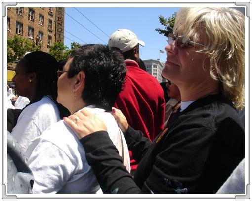 補述 96.06.24 舊金山同性戀大遊行(上)