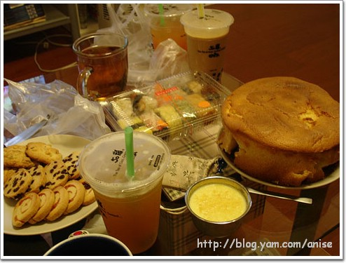 97.02.23 下午茶小轟趴 with 大頭 & Ginny @愛吃鬼芸芸
