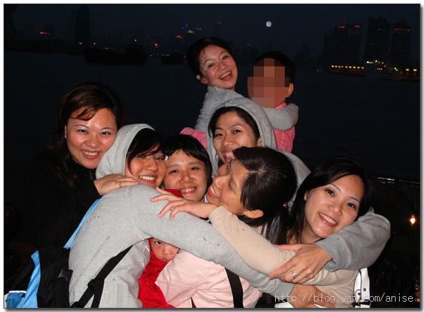 98.05.25 上海行(9)–夜遊黃浦江(下) + 鬧洞房 @愛吃鬼芸芸