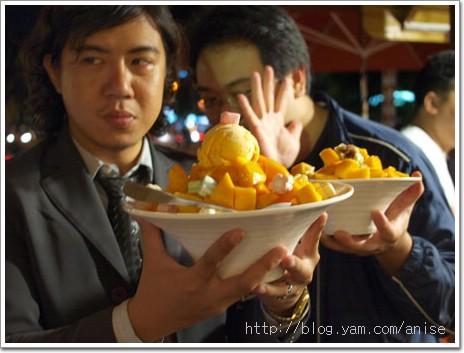 99.06.04  台北也有懶洋洋的南國風情‧Mango Cha Cha 芒果恰恰